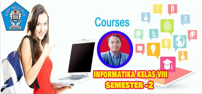 Informatika Kelas VIII